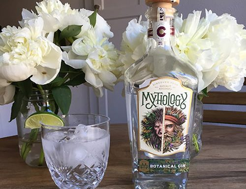 What Are We Drinking Now? Mythology Botanical Gin from Denver, CO (that's pretty close by!)
