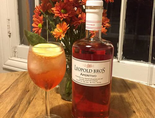 What Are We Drinking Now? Leopold Bros Aperitivo