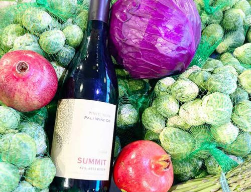 What Are We Drinking Now? Pali Summit Pinot Noir