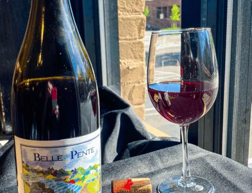 """What Are We Drinking Now? Belle Pente """"Cuvée Classé"""" Pinot Noir"""