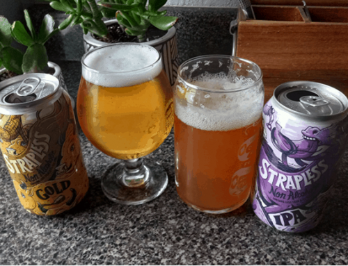 What Are We Drinking Now? Bootstrap Strapless IPA & Gold Nonalcoholic Beer