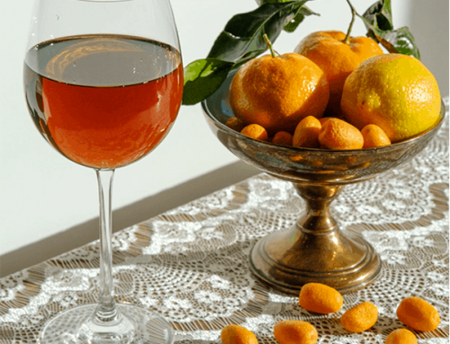 What Are We Drinking Now? Krasno Orange Wine