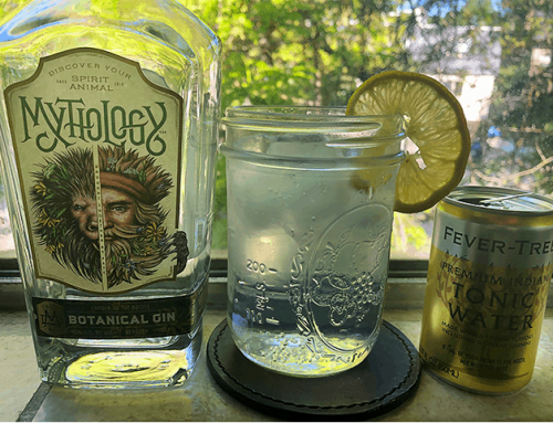 What *Else* Are We Drinking Now? Mythology Foragers Botanical Gin