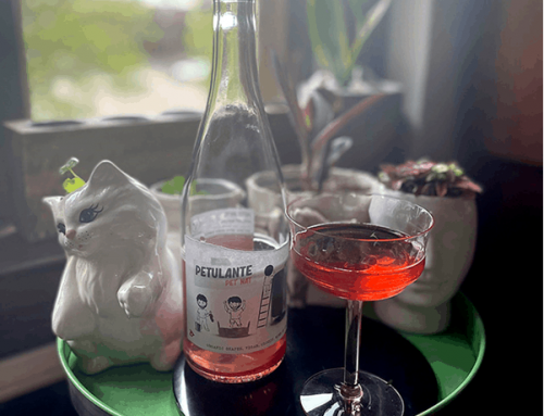 What Are We Drinking Now? Petulante Pet Nat Rosé