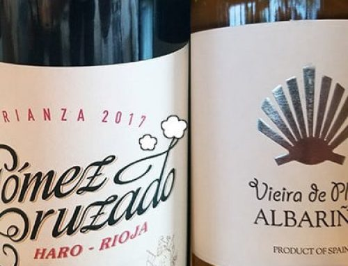 What Are We Drinking Now? Vieira de Plata Albariño & Gómez Cruzado Rioja