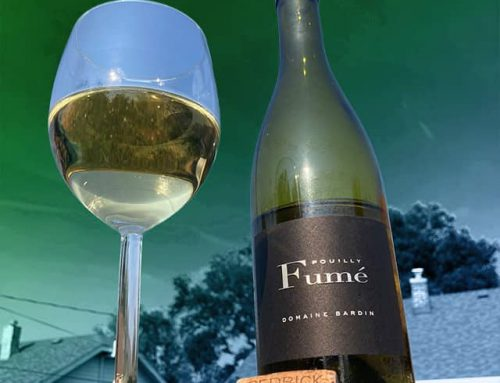 What Are We Drinking Now? Domaine Bardin Pouilly Fumé