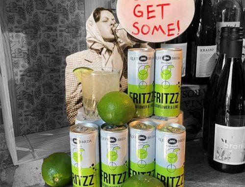 What *Else* Are We Drinking Now? Klet Brda Fritzz Elderflower & Lime