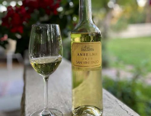 """What Are We Drinking Now? Anselmi """"San Vincenzo"""" Bianco"""